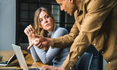 職場不倫の特徴5選