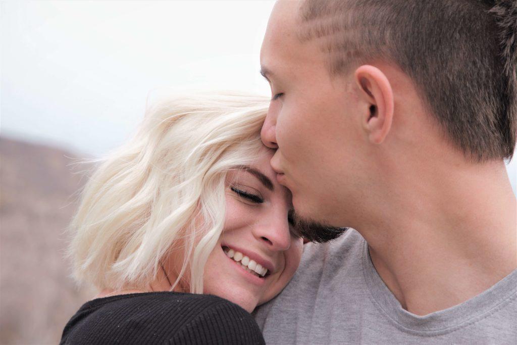 キスをするのに最適なタイミング